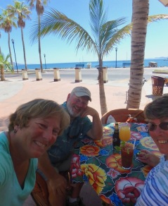 Lunch on the Malecon