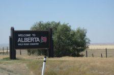 Welcom to Alberta