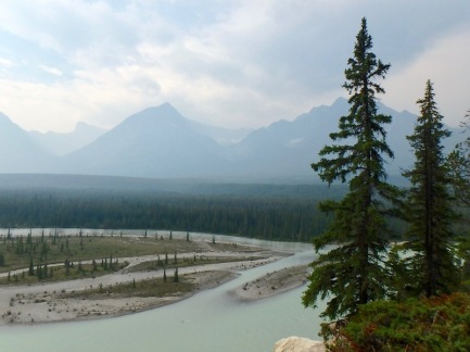 The Athabasca River