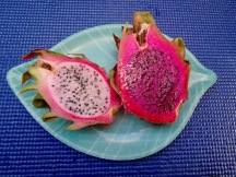 Dragon fruit come in different colors