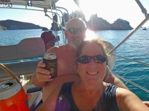 Anchor beer at dawn!