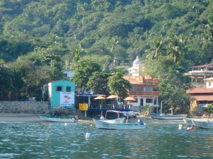 The Yelapa Yacht Club
