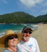 Selfie at Yelapa