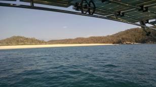 Chachaqual beach