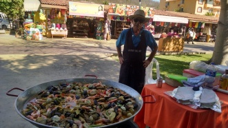 ...and paella!!