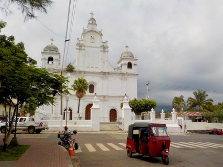 Churches and tuktuks