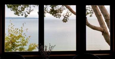 Windows to Puget Sound