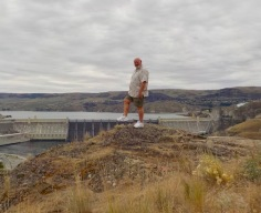 King of the dam