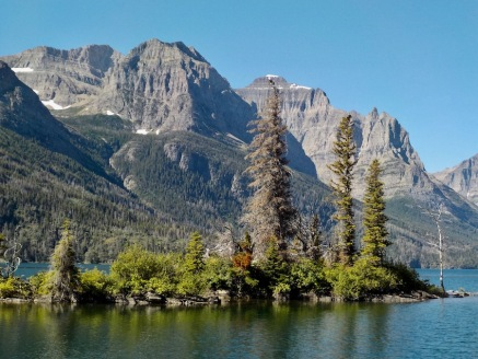 Wild Goose Island...see the eagles?