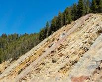 The Montana rocks are crazy!