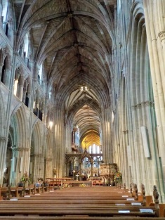 Worcester Cathedral...beautiful