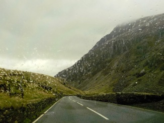 Our limited view of Snowdonia