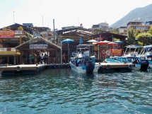 Arriving San Pedro La Laguna