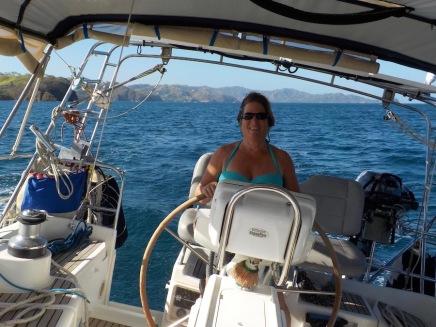 A fun and gusty sail