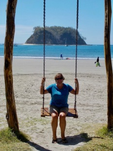 Swinging in Samara (see Happy Dance out there?)