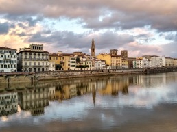 The Arno River