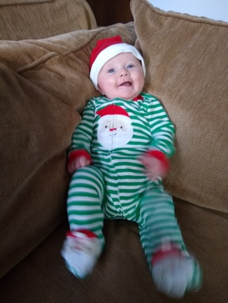 Cutest elf ever!!